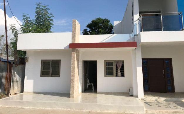 Casa del locutor Gerson Gil y su familia.