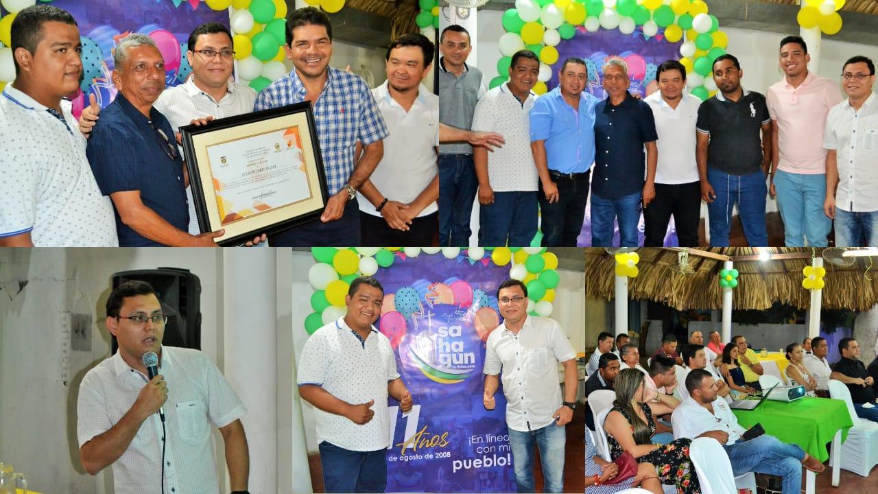 Celebración 11 años de Sahagún Córdoba.com
