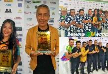 Ganadores del Primer Festival Carnavalero