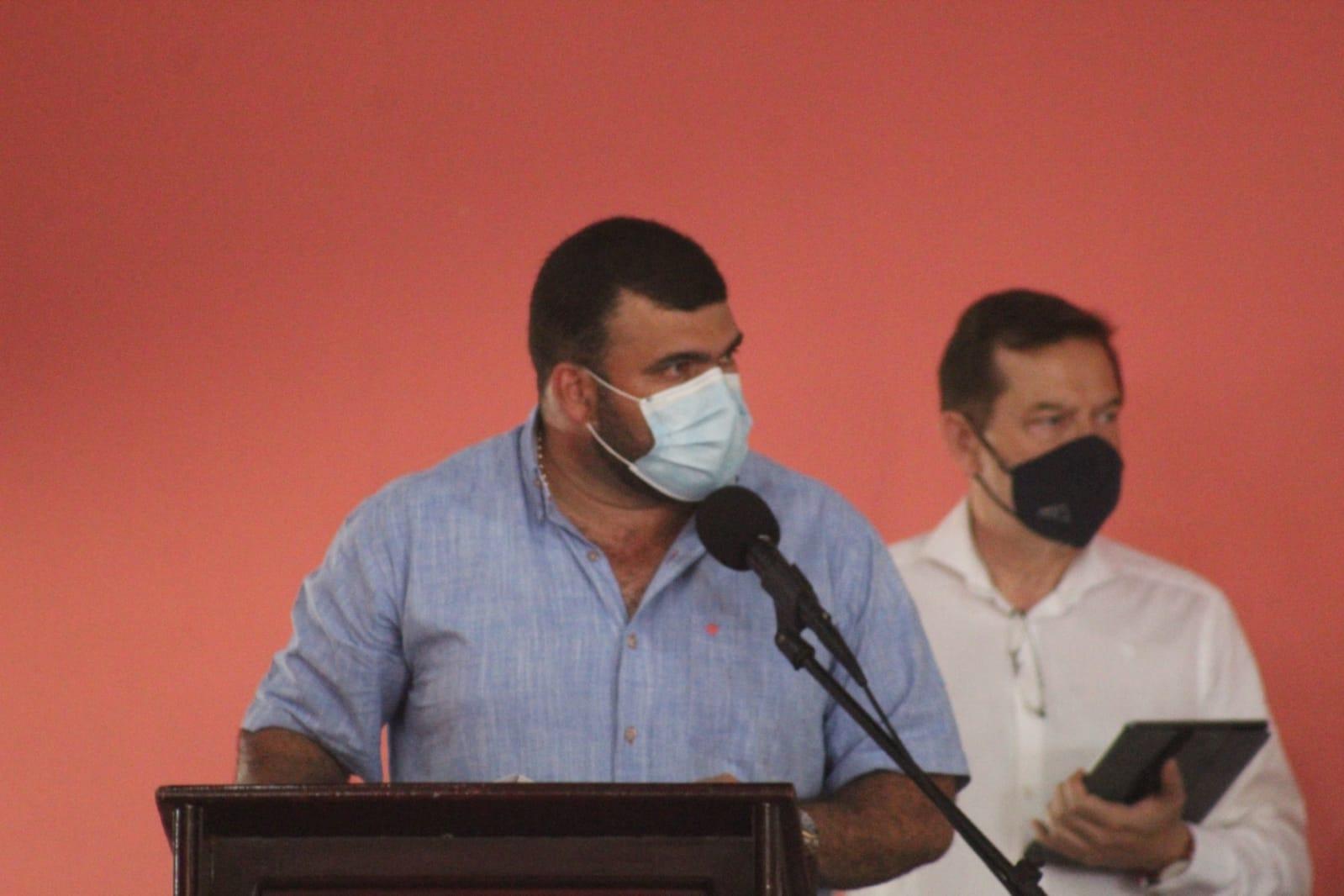 Alexander Herrera, Concejal del municipio de Sahagún