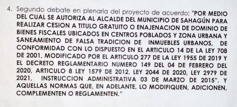 proyecto de acuerdo2021