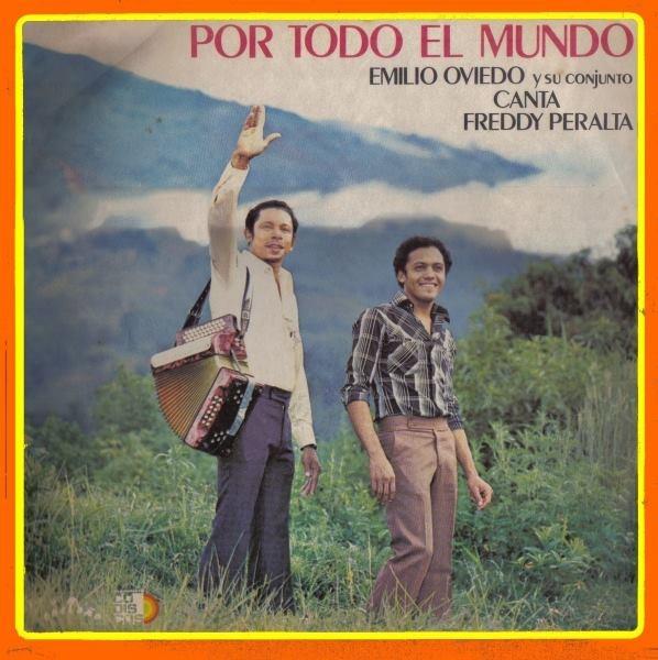 Discografía del cantautor Fredy Peralta Maestre, disponible en plataformas digitales - Noticias de Colombia