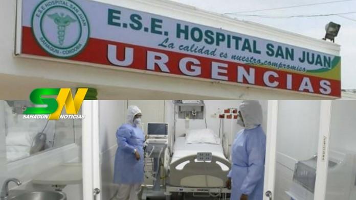 Alerta roja en la E.S.E Hospital San Juan, colapsada urgencias por incremento de pacientes - Noticias de Colombia